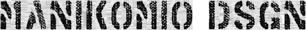 MANIKOMIODSGN Logo